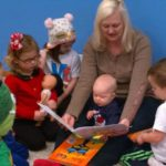 Day Care Story time